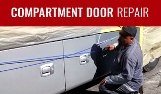 Compartment Door Repair
